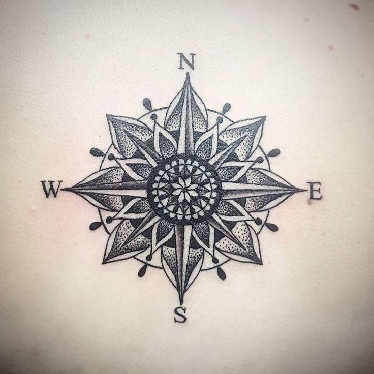 Lotus Mandala Flower Tattoo Tumblr